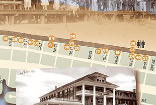Quality Inn Ocean City Md Map